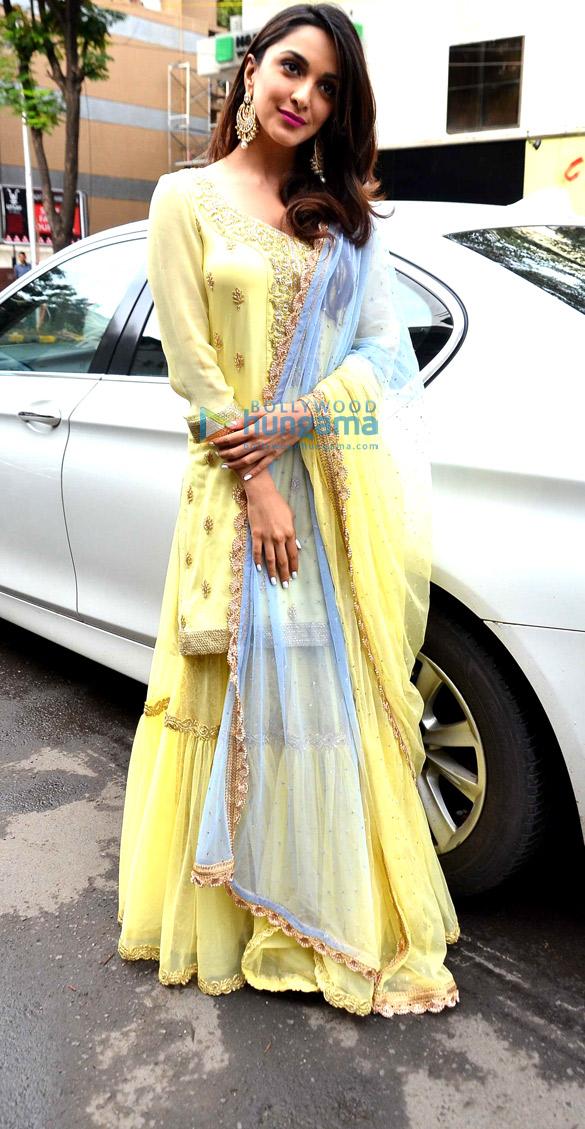 Kiara Advani graces the launch of Bhumika Grover's fashion store in Bandra
