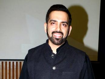 Kajal Aggarwal, Aparshakti Khurana grace media meet of Kush Sinha's short movie 'Khoon Main Hai'