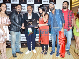 Lesle Lewis, Anup Jalota, Shibani Kashyap at launch of album 'Junoon Pyaar Ka'