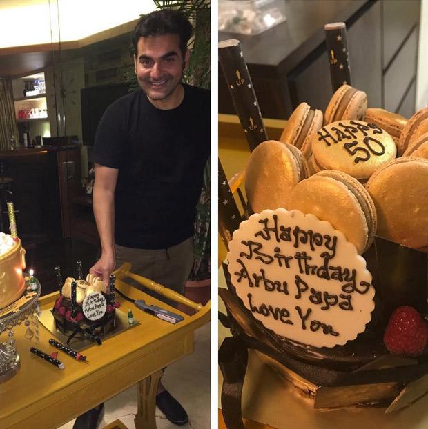 Malaika Arora celebrates birthday of her former husband Arbaaz Khan and here's how she wished him on social media