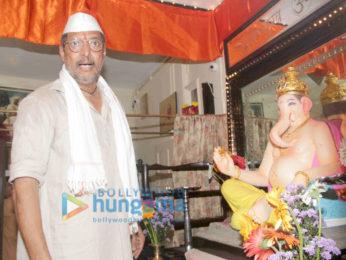 Nana Patekar celebrate Ganesh Chaturthi