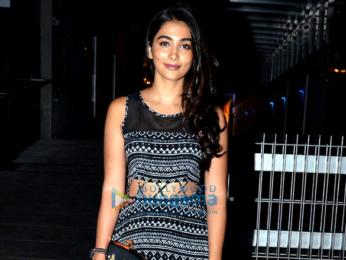 Pooja Hegde snapped post dinner with friends at Hakkasan