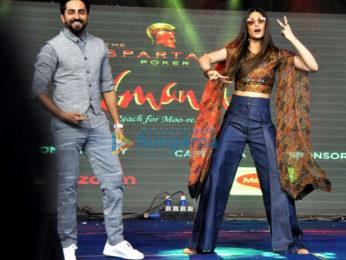 Promotion of 'Bareilly Ki Barfi' at Umang Festival