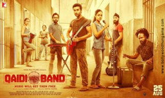First Look Of Qaidi Band