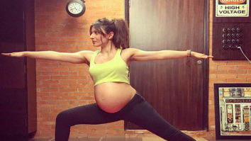 RESPECT Pregnant Soha Ali Khan poses like a warrior; wins our hearts