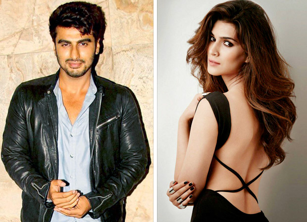 REVEALED Arjun Kapoor and Kriti Sanon to come together for Raj & DK's much talked about film Farzi