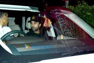 Ranbir Kapoor and Ayan Mukerji snapped in bandra