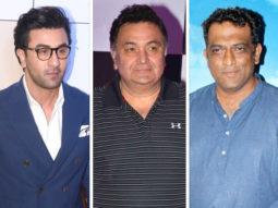 Ranbir Kapoor breaks his silence