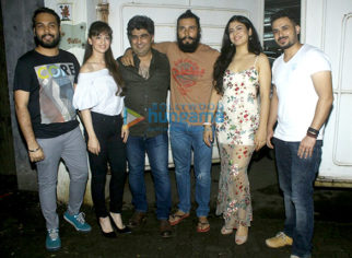 Randeep Hooda and others grace 'Baaraat Company' screening