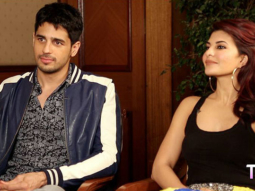 Sidharth Malhotra & Jacqueline Fernandez Share A SIZZILING Chemistry In This Quiz Segment  A Gentleman