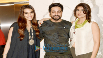 Special screening of 'Bareilly Ki Barfi' at Yashraj Studio