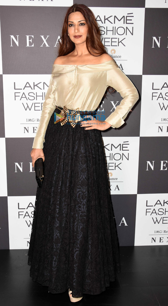 Sunny Leone, Sushant Singh Rajput, Tiger Shroff, Sridevi and others on Day 5 of Lakme Fashion Week 2017