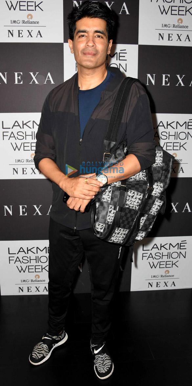 Sunny Leone, Sushant Singh Rajput, Tiger Shroff, Sridevi and others on Day 5 of Lakme Fashion Week 2017
