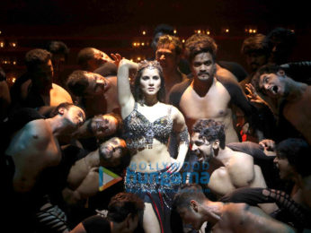 Sunny Leone shoots 'Trippy Trippy' song for Sanjay Dutt starrer 'Bhoomi'
