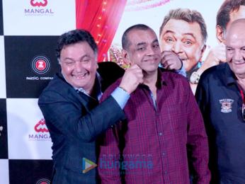 Trailer launch of 'Patel Ki Punjabi Shaadi'