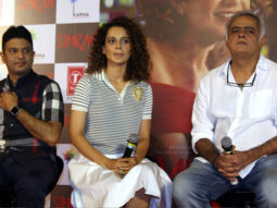 "In Gangster My Name was Simran So I Became Nostalgic Instantly"": Kangana Ranaut | Simran Trailer"