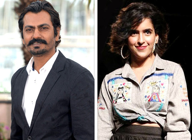 WOW! Dangal girl Sanya Malhotra and Nawazuddin Siddiqui come together for a love story