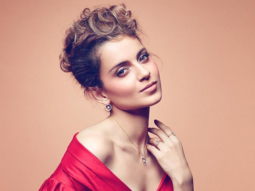 WOW! Kangna Ranaut looks gorgeous and elegant in this photoshoot and we can't stop looking at it