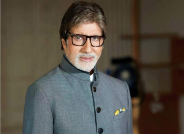 """""""I've been approached for Race 3"""" - Amitabh Bachchan"""
