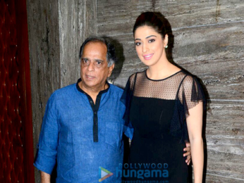 Laxmi Rai and Pahlaj Nihalani grace the screening of the film Julie 2