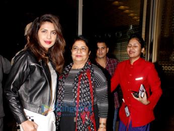Priyanka Chopra goes to Toronto