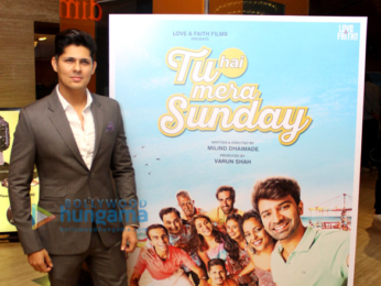 Trailer launch of 'Tu Hai Mera Sunday'