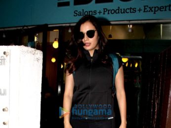 Dia Mirza snapped at Bblunt