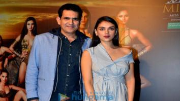 Aditi Rao Hydari, Lara Dutta and others at 'Miss Diva' event in Mumbai