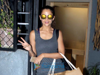 Amrita Arora snapped at Pause boutique