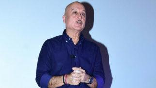 Anupam Kher Talks About His Bonding With Mahesh Bhatt Ranchi Diaries Trailer Launch vid