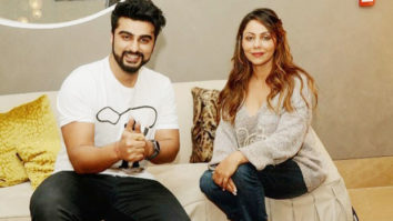 Arjun Kapoor impresses with his sense of humour during his 'meet and greet' with Gauri Khan-1