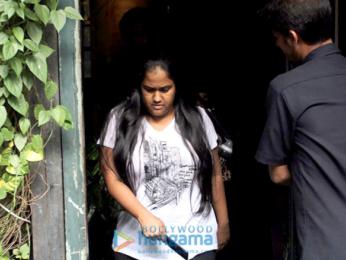 Arpita Khan Sharma and Aayush Sharma snapped together