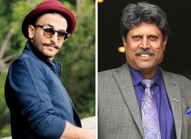 Ranveer Singh Will Work on Cricketer Kapil Dev's Biopic!