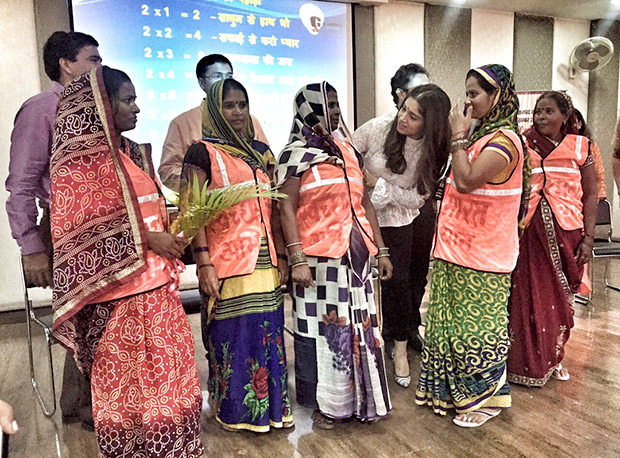 Bhumi Pednekar met the 'Anti - Lota' -2