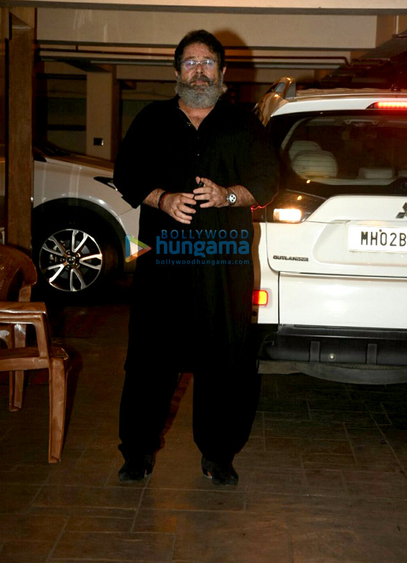 Celebs snapped at Kareena Kapoor Khan's house for her birthday bash