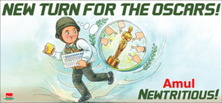 Check out Amul honours Rajkummar Rao's Oscar entry with their new advert