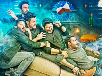 Golmaal Again spend a mammoth Rs. 5 crores on the biggest outdoor campaign across India
