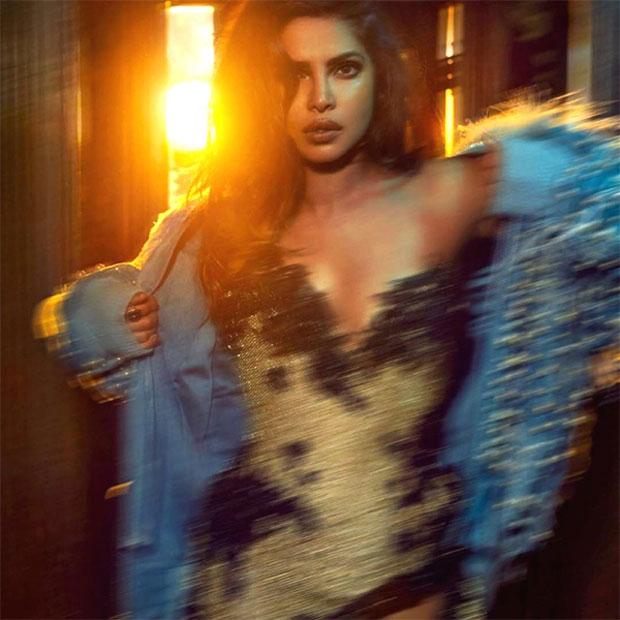 HOT! Priyanka Chopra looks super-sexy in from her Vogue photoshoot!