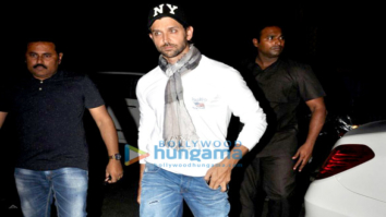 Hrithik Roshan, Jeetendra, Rekha and others grace Rakesh Roshan's birthday bash