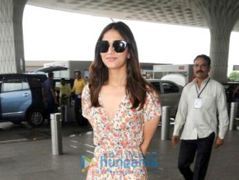 Vaani Kapoor, Adah Sharma, Sunny Leone and Daniel Webber snapped at the airport