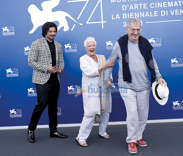 Judi Dench, Ali Fazal and others grace the World Premiere of 'Victoria and Abdul'