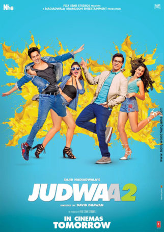 First Look Of The Movie Judwaa 2