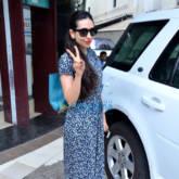 Karisma Kapoor snapped in Bandra