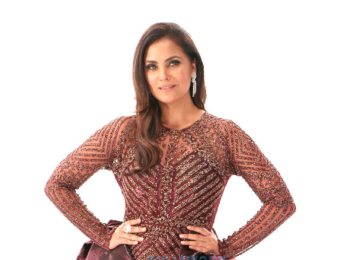 Lara Dutta at Yamaha Fascino Miss Diva 2017 promo shoot