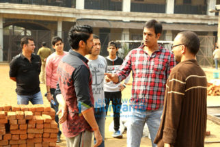 On The Sets Of The Movie Lucknow Central
