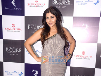 Neetu Chandra graces Rebbeca Dewan's preview hosted by Nisha Jamwal