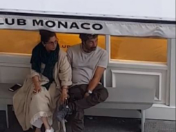 OMG! This video of Sunny Deol and Dimple Kapadia hanging out in London has gone viral