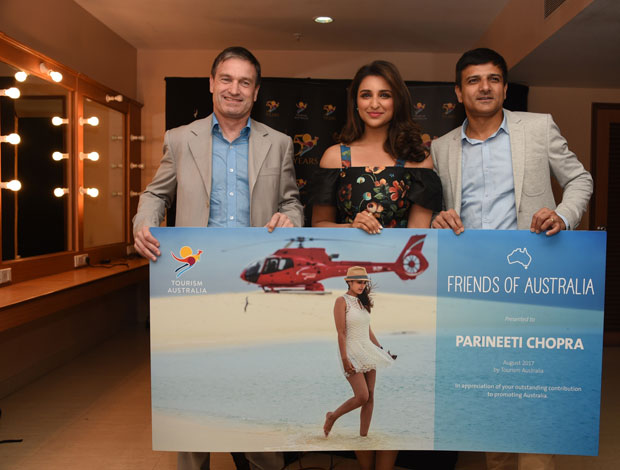 Parineeti Chopra announced as Friend of Australia by Tourism Australia2