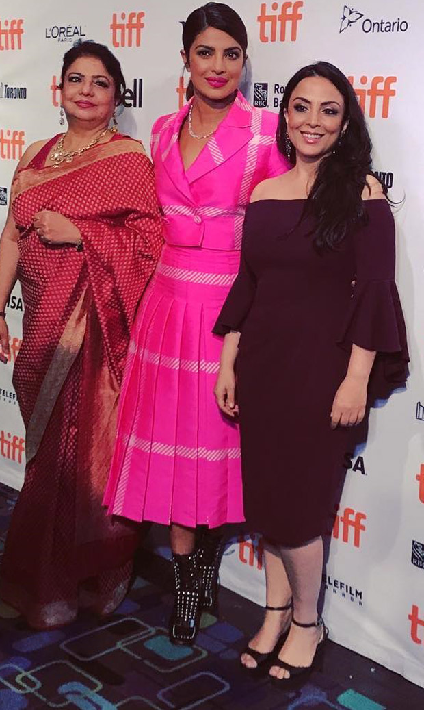 Priyanka Chopra's Pahuna receives standing ovation at the Toronto Indian Film Festival
