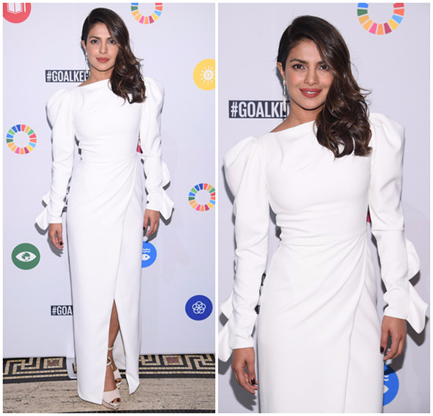 Priyanka Chopra speaks at UN Global Goals Awards; meets UNICEF's youngest goodwill ambassador-4